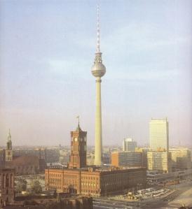 Aus Kiesling, Gerhard: Berlin in Farbe, Leipzig 1979
