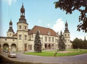 Aus Kostrowicka, Irena/Kostrowicki, Jerzy: Polen - Landschaft und Architektur, Warschau 1980