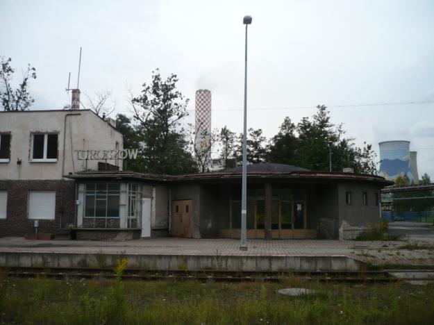 BahnhofTuroszów1
