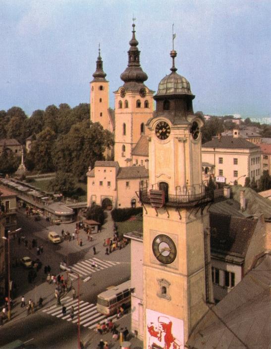 Aus Bárta, Vladimír: Banská Bystrica, Martin 1984