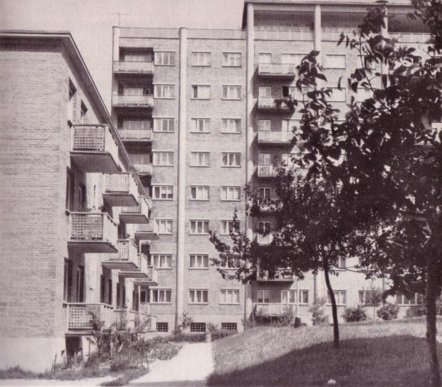 Aus Pechar, Josef: Československá architektura, Praha 1979