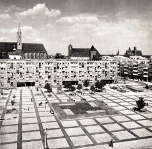 Aus Czerner, Olgierd/Arcyzński, Stefan: Wrocław - krajobraz i architektura, Warszawa 1976