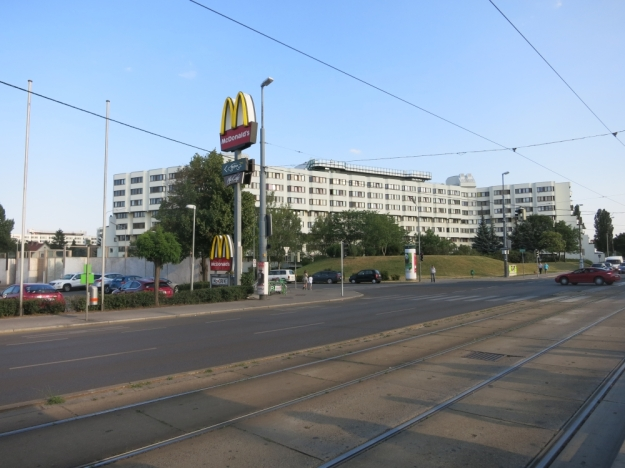 Heinz Nittel-HofMcDonald's