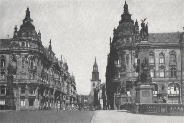 Aus Volk, Waltraud: Historische Straßen und Plätze heute - Berlin, Hauptstadt der DDR, Berlin 1980