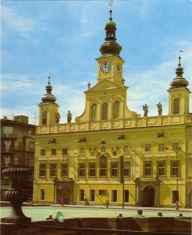 Aus Holub, Antonín: České Budějovice, Praha o.J. (nach 1975)