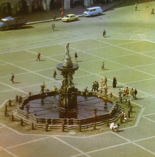 Aus Erhart, Josef/ Erhartová, Marie/Kuthan, Jiří/Kuthanová, Věra: České Budějovice, Praha 1980