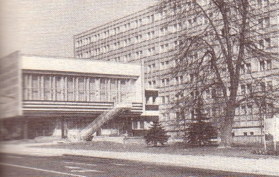 Aus Autorenkollektiv: Architekturführer DDR – Bezirk Suhl, Berlin 1989