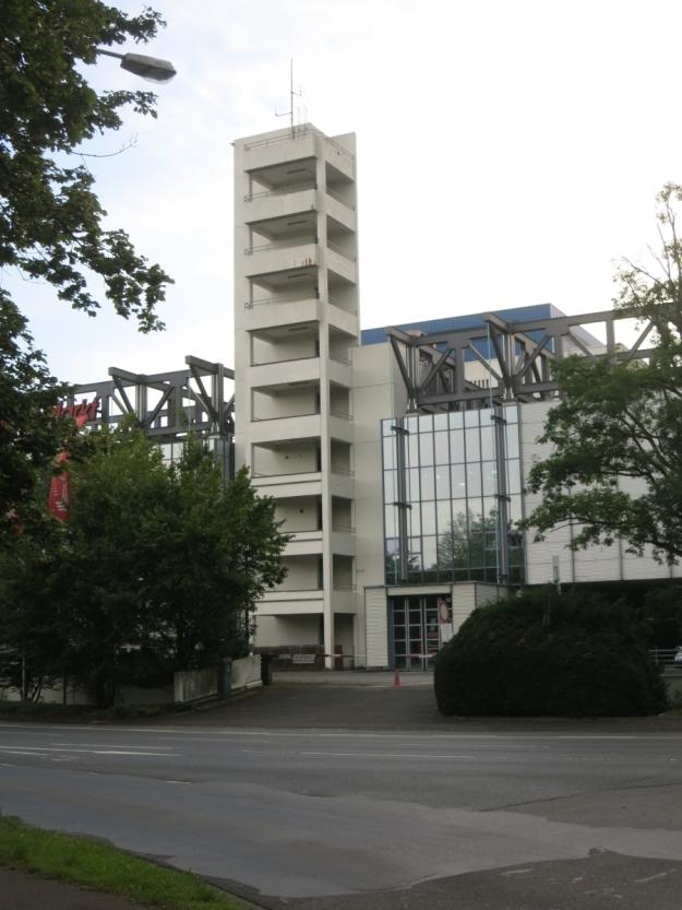 NordwestzentrumFeuerwacheTurm