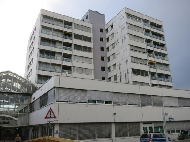 NordwestzentrumWohngebäude