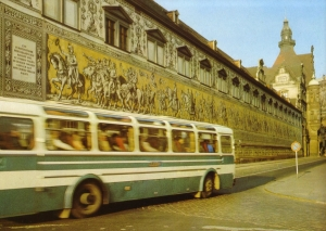 Aus Böhle, Karl-Heinz: Dresden in Farbe, Leipzig 1981