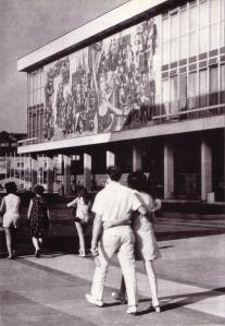 Aus Klemm, Heinz und Helga: Dresdner Blätter, Rudolstadt 1973