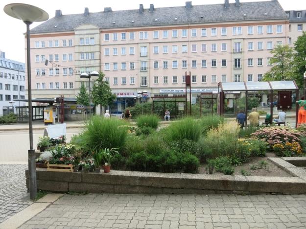PlauenFußgängerzoneBahnhofstraße
