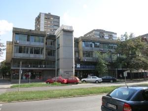 VerwaltungsgebäudeNarodnogFrontaNoviSad