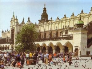 Aus Kostrowicka, Irena/Kostrowicki, Jerzy: Polen – Landschaft und Architektur, Warschau 1980