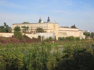 KlasztorNorbertanekKrakówVonAußerhalb