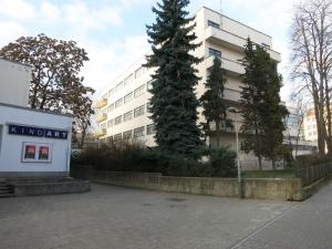 MasarykůvStudentskýDomovCihlářská