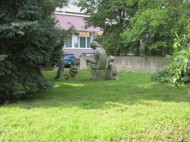 VendelínZdrůbeckýKindergartengruppeTaškentská1