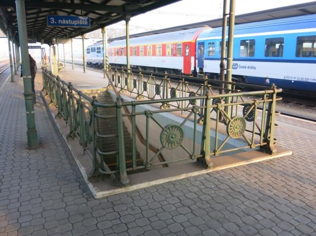 NádražíBohumínStadtbahngeländer