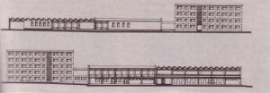 Aus Autorenkollektiv: Architekturführer DDR - Bezirk Erfurt, Berlin 1979