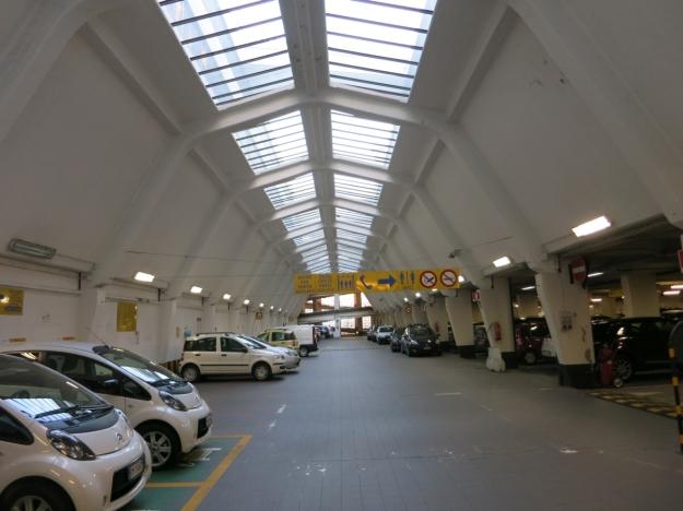 ParkhausVenedigHalle