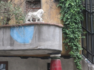 HundertwasserLöwen