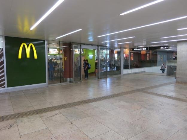McDonald'sKarlsplatzUnterführung