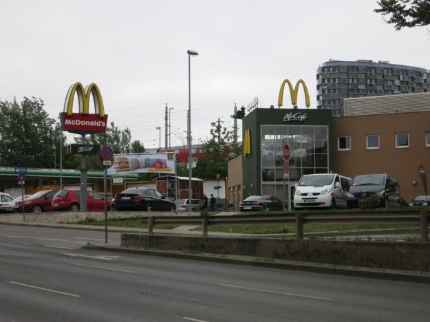 McDonald'sMargaretengürtel