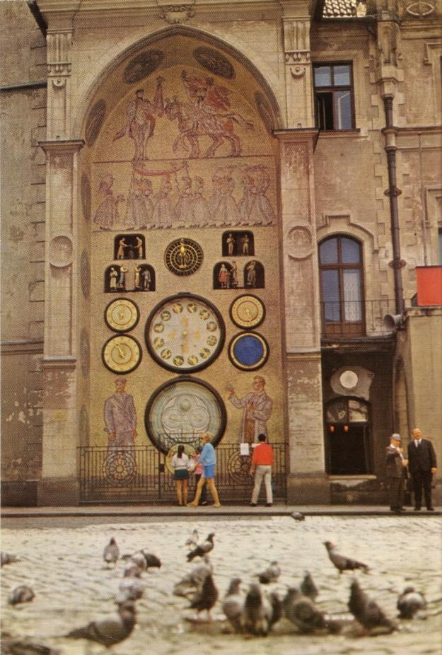 Aus Haupt, Klaus: Aus meiner zweiten Heimat - ČSSR, Leipzig 1976