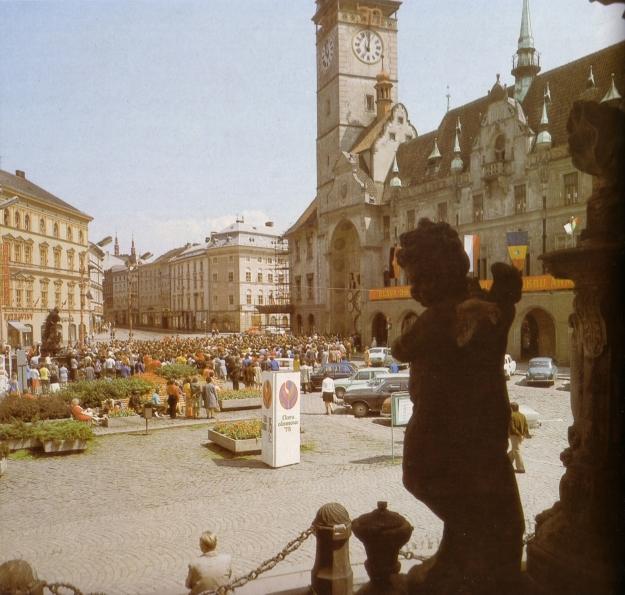 Aus Smahel, Rudolf: Flora Olomouc, Martin/Ostrava 1980