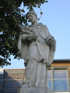 JohannesVonNepomukLangenzersdorfStatue