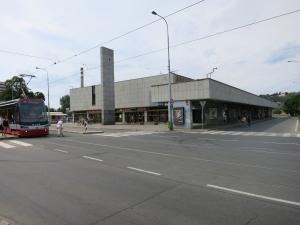 PrahaNádražíHolešoviceBusstation