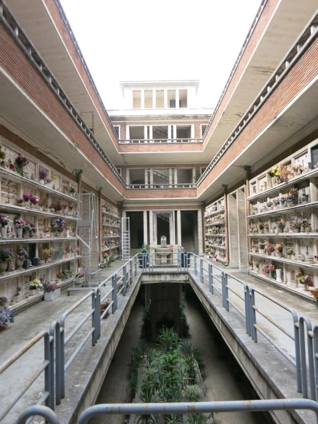 CimiteroDelVeranoFaschistischerInnenhof
