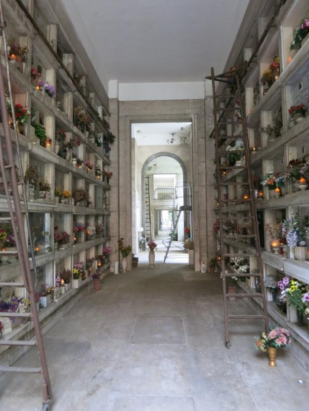 CimiteroDelVeranoGräber