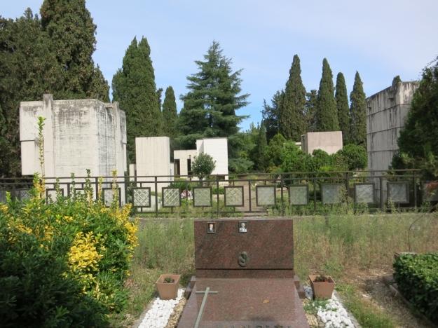 CimiteroDelVeranoModerneGruften