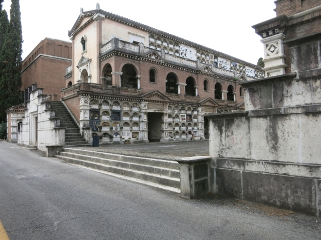 CimiteroDelVeranoNeorenaissancegebäude