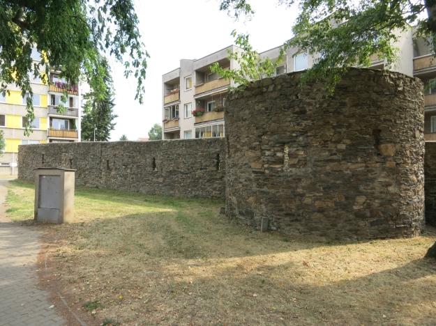 Havlíčkův BrodStadtmauer1