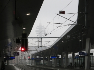 FernsehturmArsenalHauptbahnhof