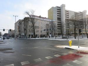 MietskasernenrestAleja PowstańcówŚląskichWrocław