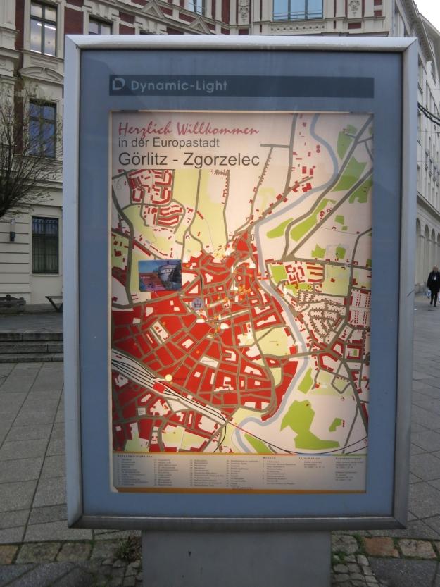 StadtplanGörlitzBerlinerStraße