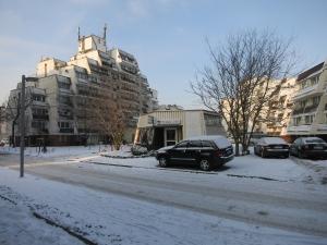 HotelPielęgniarekWrocławLadenpavillonKlein