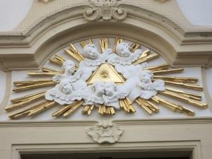 KircheSchwechatAuge