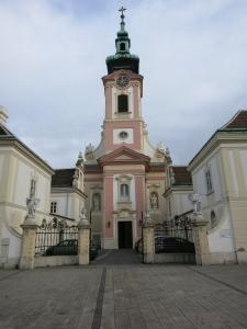 KircheSchwechatTurm