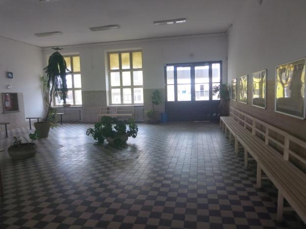NádražíLanžhotWartesaal