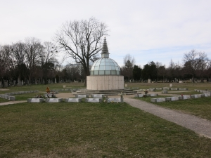 StupaZentralfriedhof
