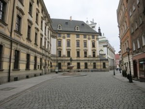 UniversitätWrocławPlatz