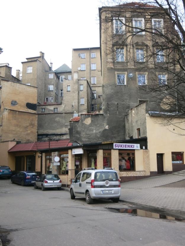 HinterhöfeKłodzko