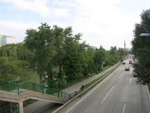 DonaukanalstraßeHeiligenstädterBrücke
