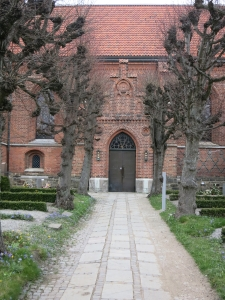 KlosterkyrkanLundEingang