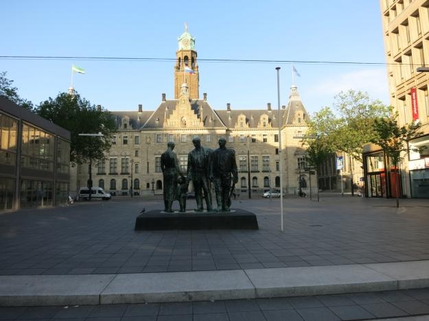 StadhuispleinLijnbaanRotterdam