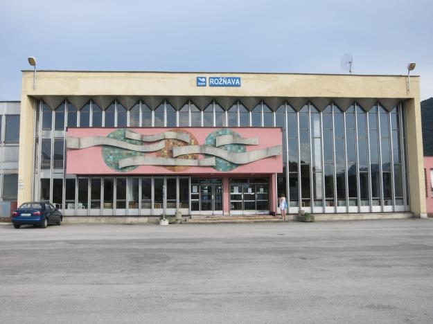 StanicaRožňavaAußenKunst